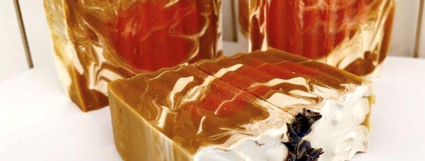 Tangerine Twist - Handcrafted Soap