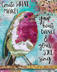 Create What Makes Your Heart Dance