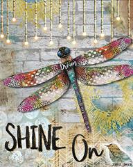 Shine On Dragonflies