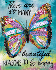 There Are So Many Beautiful Reasons