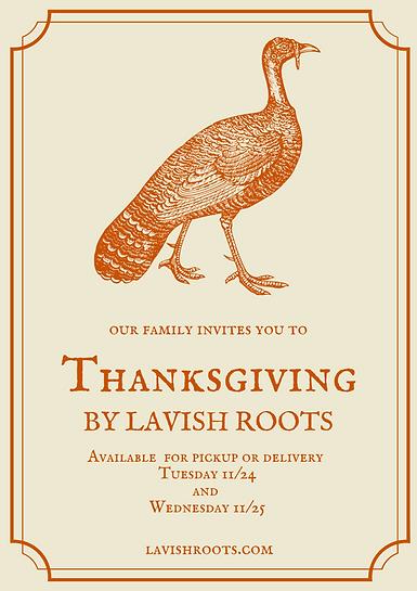 Orange Illustrated Turkey Poster (1).png