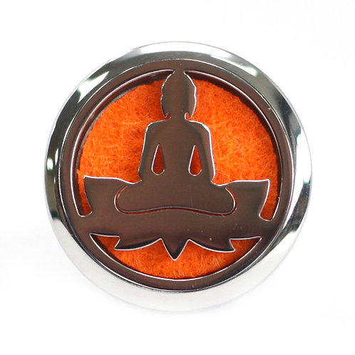 Car Diffuser Kit - Lotus Buddha- 30mm