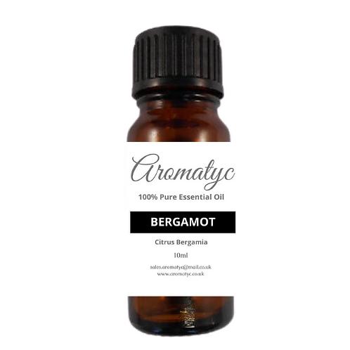 Bergamot (bergapten-free) 100% Pure Essential Oil – 10ml