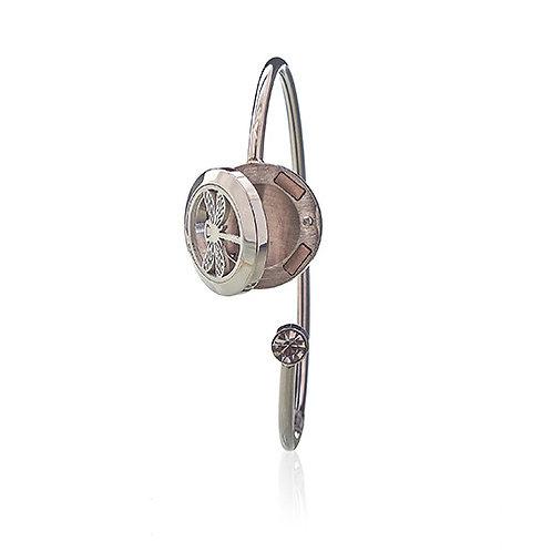 Aromatherapy Jewellery Crystal Bracelet - Dragonfly - 20mm