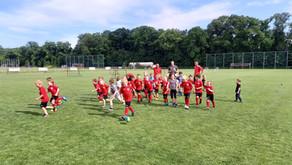 ŠKOLIČKA SLAVIA KIDS A TÝMY PŘÍPRAVEK NADÁLE ZVOU NA TRÉNINKY...