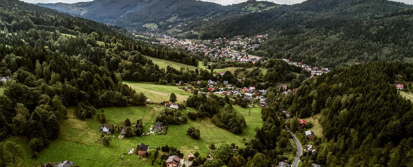 Okolica - panorama gór