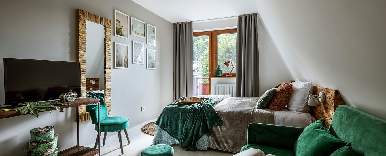 Sypialnia2 I piętro