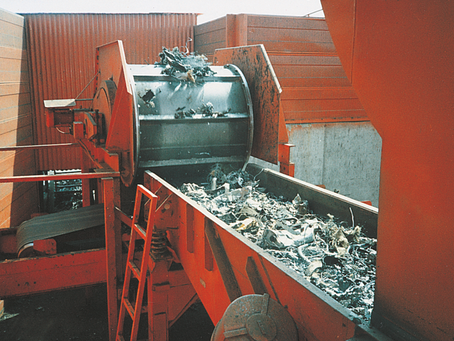 Leading European Recycler Improves Metal Fines Recovery Process!