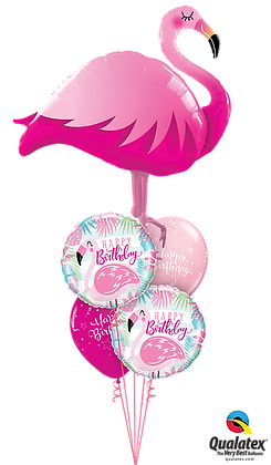 Pink Flamingo Birthday