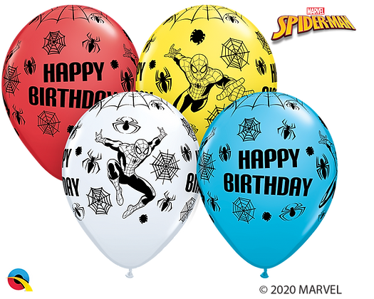 MARVEL'S SPIDER-MAN BDAY