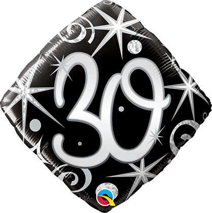 30 ELEGANT SPARKLES & SWIRLS