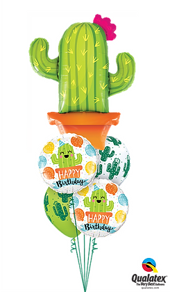 Little Cacti Birthday Guy