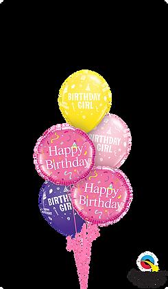 Confetti Birthday Girl