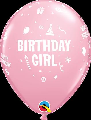 BIRTHDAY GIRL/PINK