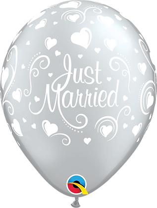 JUST MARRIED HEARTS