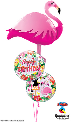 Flamingo Birthday Bash