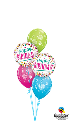 Birthday Sprinkle Surprise