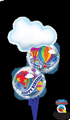 Hot Air Balloons Birthday