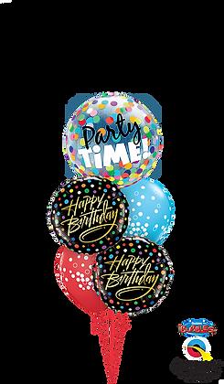 Happy Birthday, It's Party Time!