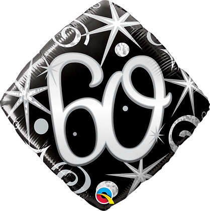 60 ELEGANT SPARKLES & SWIRLS