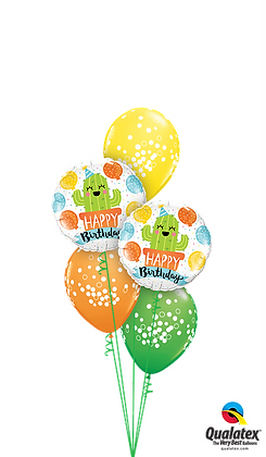Potted Cactus Birthday Party