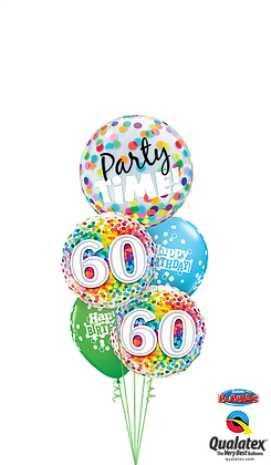 You're 60 — Time to Party!