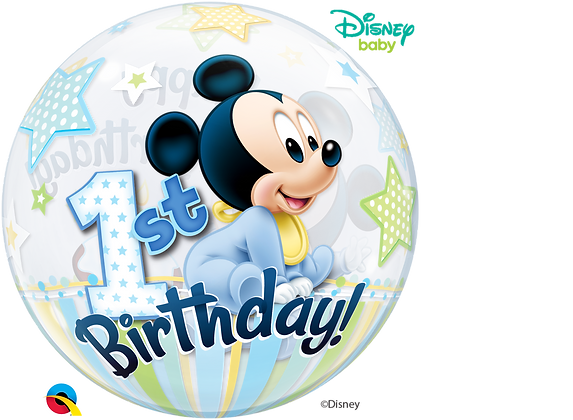 DN MICKEY MOUSE 1ST BDAY