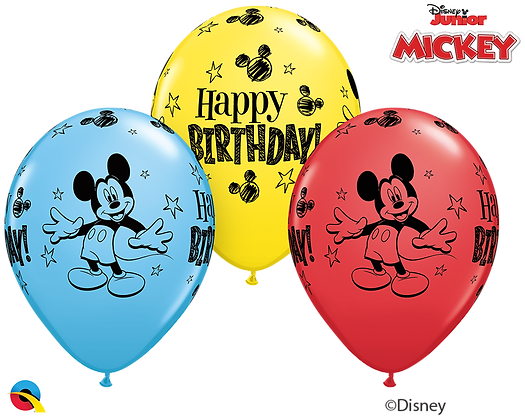 DN MICKEY MOUSE BDAY