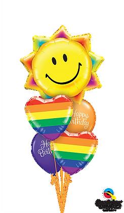 Birthday Sunshine & Rainbows