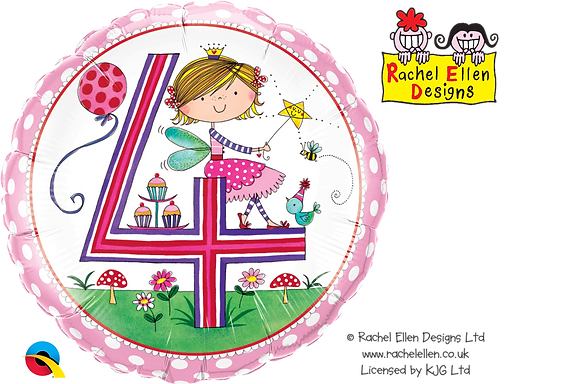 RE-AGE 4 FAIRY POLKA DOTS