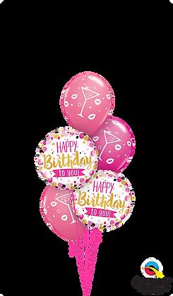 Classy Cosmo Birthday