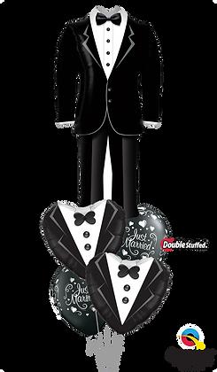 Handsome Groom Suit