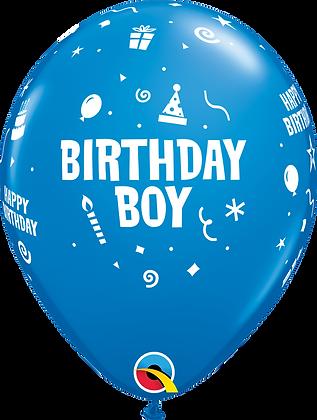BIRTHDAY BOY/DK BLUE