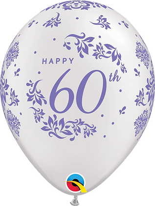60TH ANNIVERSARY DAMASK