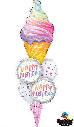 Delicious Giant Birthday Treat