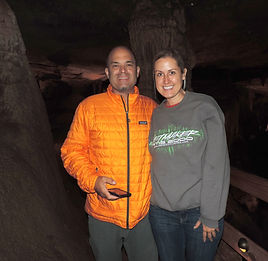 The Domingo's at Racoon Mountain Caverns