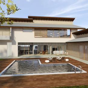 Casa EB Solar do Bosque