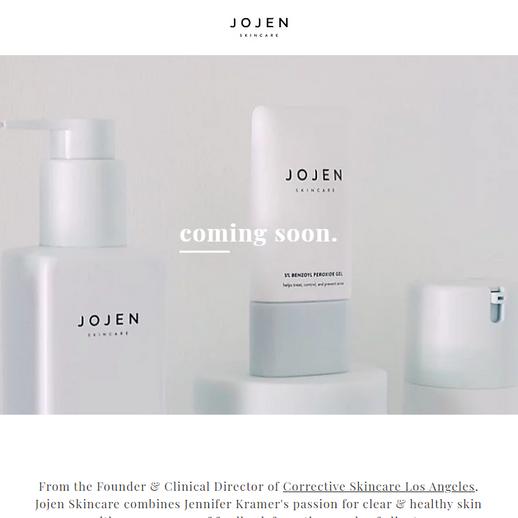 Website Design & Brand Photography
