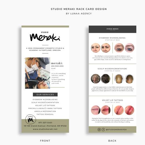Print Collateral: Graphic Design