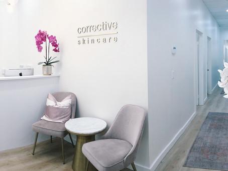 Corrective Skincare LA Reopening