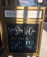 Kendra Scott Scholarship Fundraiser