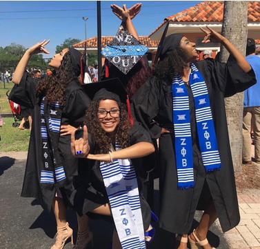 Kappa Lambda Graduation