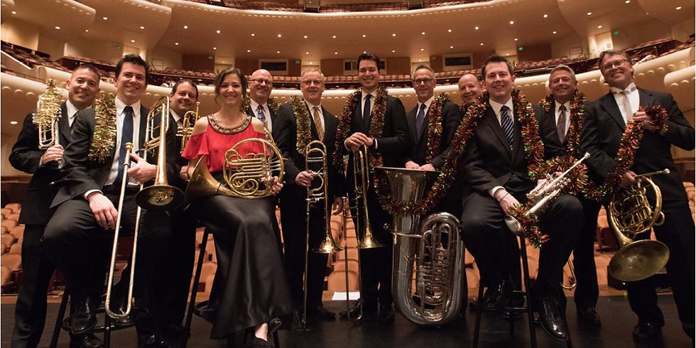 Symphonix at the Symphony: Holiday Brass