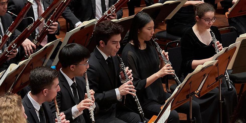 Symphonix at the (Youth!) Symphony   Brahms 2