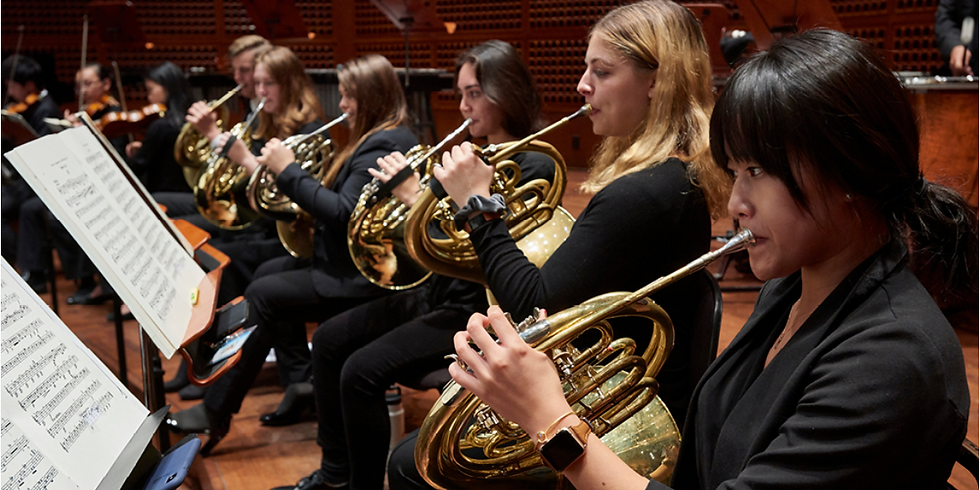 Symphonix at the Symphony: SFS Youth Orchestra Plays Prokofiev's Romeo & Juliet