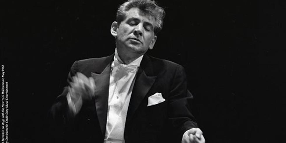 MTT Conducts Bernstein and R. Strauss (1)