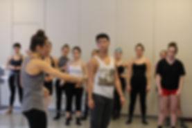 Kathy VanDereedt dancer teacher
