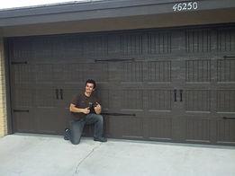 Garage door Palm Desert