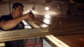 Garage door painting Palm Desert
