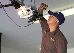 Garage Door Motor Repair in Palm Desert, CA